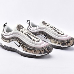 Nike Air Max 97 Gray White Sneakers 917646-201 Unisex Running Shoes