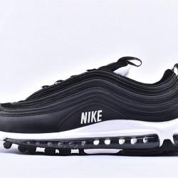 Nike Air Max 97 Black Sneakers 312834-008 Unisex Running Shoes