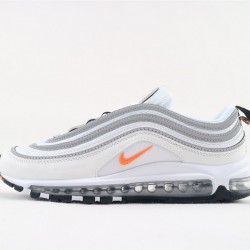 Nike Air Max 97 Cone Beige Silver Sneakers BQ4567 100 Unisex Running Shoes