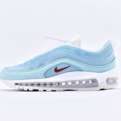 Nike Air Max 97 Ice Blue White Sneakers CI1508-400 Unisex Running Shoes