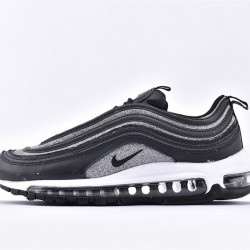 Nike Air Max 97 Womens Black Gray Silver Sneakers AT0071-002 Running Shoes