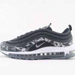 Nike Air Max 97 Womens Black White Sneakers 917646 005 Runnin Shoes