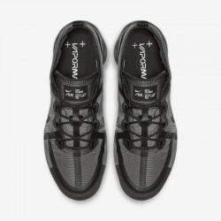 Nike Air VaporMax 2019 Black Gray Unisex Running Shoes AR6631 004
