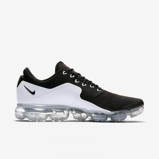 Mens Nike Air VaporMax Black White Running Shoes AH9046 003