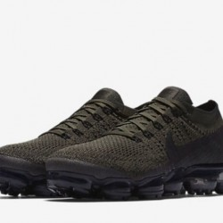 Mens Nike Air VaporMax Flyknit City Tribes Black Running Shoes 849558-300