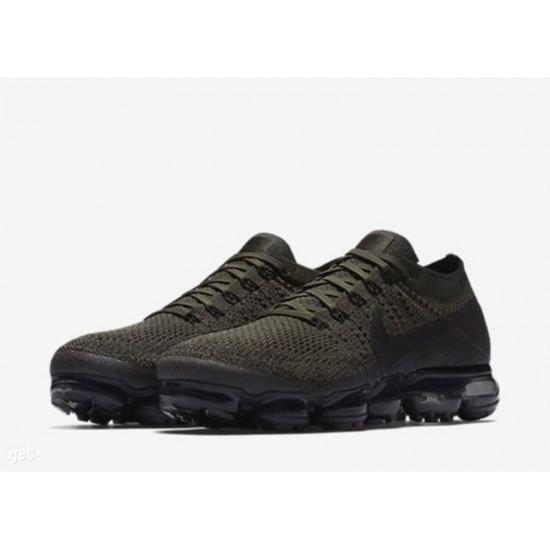 Mens Nike Air VaporMax Flyknit City Tribes Black Running Shoes 849558-300