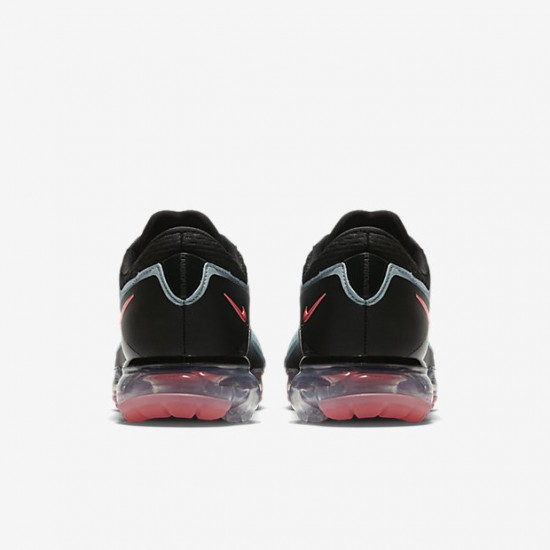 Nike Air VaporMax Blue Black Womens Running Shoes AH9045 400