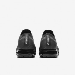 Nike Air VaporMax Flyknit Black Unisex Running Shoes 849558 041