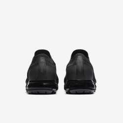 Nike Air VaporMax Flyknit Black Unisex Running Shoes AH3397-004
