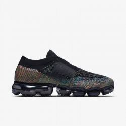 Nike Air VaporMax Flyknit Black Womens Running Shoes AA4155-003