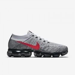 Nike Air VaporMax Flyknit Mens Smoke Running Shoes 849558 020