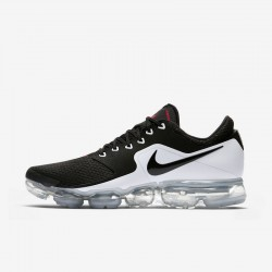 Mens Nike Air VaporMax Black White Running Shoes AH9046 003