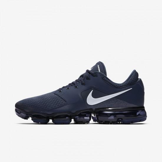 Mens Nike Air VaporMax Blue Running Shoes AH9046 401