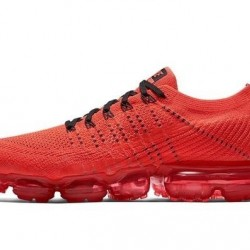 Nike Air VaporMax ALL Red Mens Running Shoes AA2241-006
