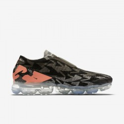 Acronym x Nike Air VaporMax Moc 2 Black Pink Unisex Running Shoes AQ0996 102