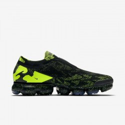Acronym x Nike Air VaporMax Moc 2 Black Yellow Unisex Running Shoes AQ0996 007