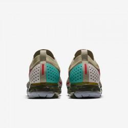 Mens Nike Air VaporMax FK MOC 2 Brown Red Running Shoes AH7006 200
