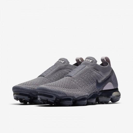 Mens Nike Air VaporMax FK MOC 2 Smoke Running Shoes AJ6599 003
