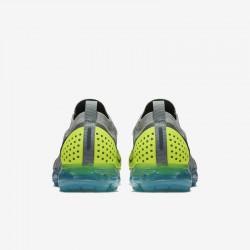 Mens Nike Air VaporMax FK MOC 2 Smoke Yellow Black AH7006 300