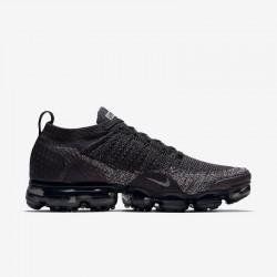 Nike Air VaporMax Flyknit 2 All Black Unisex Running Shoes 942842 012