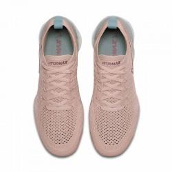 Nike Air VaporMax Flyknit 2 Womens Gray Purple Running Shoes 942843 203