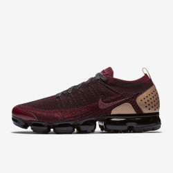 Nike Air VaporMax FK 2 NRG Team Red Red Black Unisex Running Shoes AT8955 600