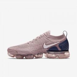 Nike Air VaporMax Flyknit 2 Unisex Light Purple Running Shoes 942842 201