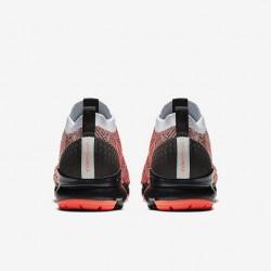 Mens Air VaporMax Flyknit 3 Fuchsia Black Gray Running Shoes AJ6900 800