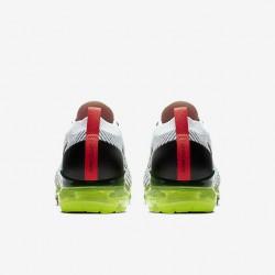 Mens Air VaporMax Flyknit 3 Green Gray Black Unisex Running Shoes AJ6900 100