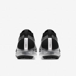 Nike Air VaporMax Flyknit 3 Black White Black Unisex Running Shoes AJ6900 001