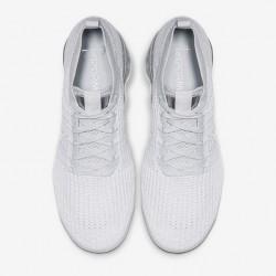 Nike Air VaporMax Flyknit 3 Gray White Unisex Runing Shoes AJ6900 102