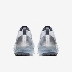 Nike Air VaporMax Flyknit 3 White Gray Unisex Running Shoes AJ6900 101
