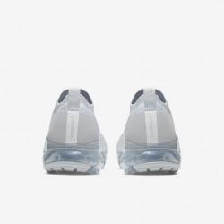 Womens Nike Air VaporMax Flyknit 3 White Running Shoes AJ6910 102