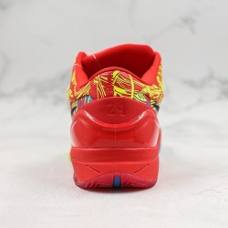 Nike Kobe IV Protro Red Black Basketball Shoes CV3469-006 Sneakers