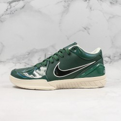Nike Kobe IV Protro Deep Green Black Basketball Shoes