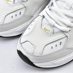 Nike M2K Tekno White Green Sneakers AO3108-009 Unisex Running Shoes