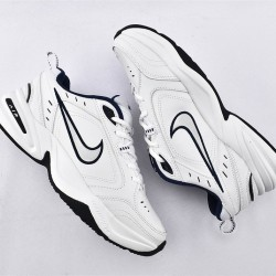 Nike M2K Tekno White Silver Blue Sneakers 415445-102 Unisex Running Shoes