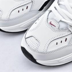 Nike M2K Tekno Womens Black White Pink Sneakers AO3108-105 Running Shoes