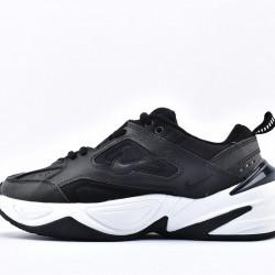 Nike M2K Tekno Black White Sneakers AO3108-003 Unisex Running Shoes