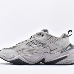 Nike M2K Tekno Gray Black Sneakers BV0074-001 Unisex Running Shoes