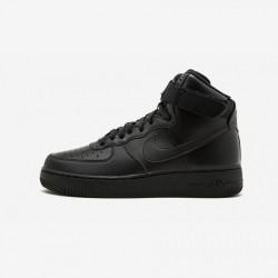 Nike Air Force 1 High '07 315121 032 Black Black/Black-Black Running Shoes