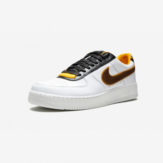 """Nike Air Force 1 SP / Tisci """"Tisci"""" 669917 120 Multicolore White/Baroque Brown Running Shoes"""