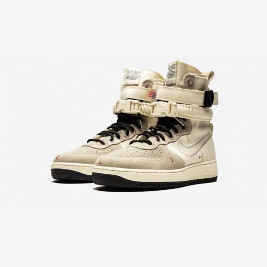 Discount Nike SF AF1 AT4647 100 Brown