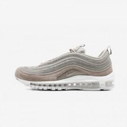Nike Air Max 97 921826 002 Grey Cobblestone/Cobblestone-White Running Shoes