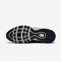 Nike Air Max 97 921826 011 Black Black/Blue Nebula-Wolf Grey Running Shoes