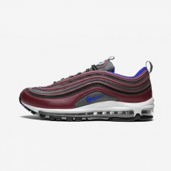 Nike Air Max 97 921826 012 Blue Cool Grey/Racer Blue Running Shoes