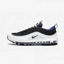 Nike Air Max 97 921826 103 Black White/Black-Persian Violet Running Shoes