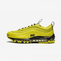 Nike Air Max 97 AV8368 700 Black Bright Citron/Black-Black Running Shoes