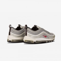 """Nike Air Max 97 Classic """"History of Air"""" 313105 061 Silver  Running Shoes"""
