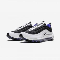 Nike Air Max 97 (GS) 921522 102 Black White/Black-Persian Violet Running Shoes